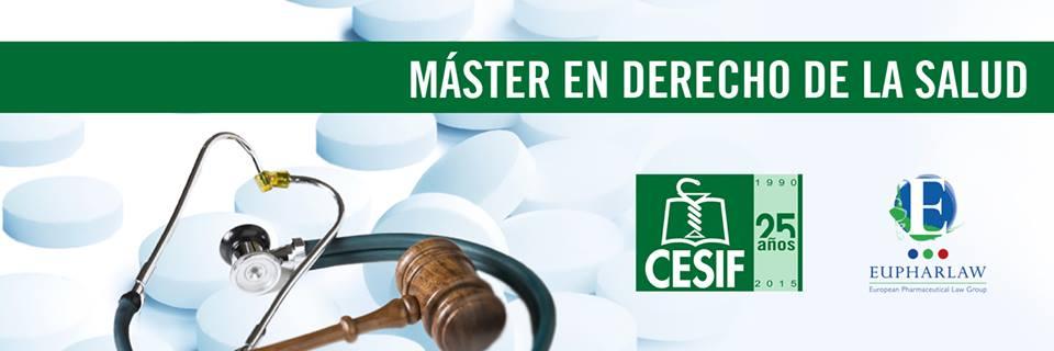 Eupharlaw presenta Máster en Derecho de la Salud