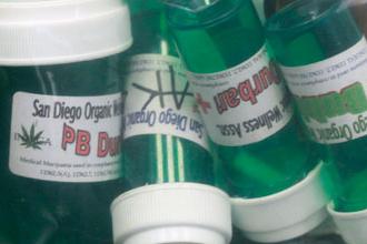 Límites legales en la investigación con marihuana