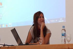 Nuria Amarilla en la VI JORNADA sobre Extractos Vegetales de Veracetics
