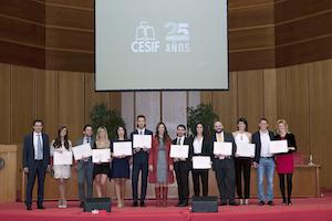 Graduación de la 1ª promoción del Máster de #DerechodelaSalud