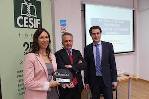 Éxito de la conferencia inaugural en la II edición del Máster en #DerechodelaSalud CESIF-Eupharlaw