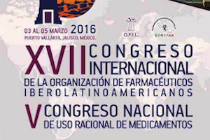 XVII Congreso Internacional de la Organización de Farmacéuticos Ibero-Latinoamericanos