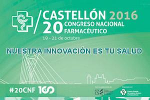 La 20ª edición del Congreso Nacional Farmacéutico en Castellón