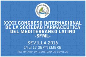 La Sociedad Farmacéutica del Mediterráneo Latino celebrará su XXXII Congreso en Sevilla