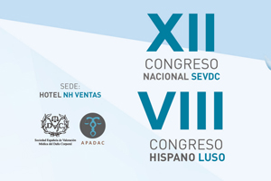 XII Congreso Nacional SEVDC y VIII Congreso Hispano Luso sobre daño corporal