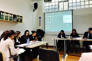Role-play de evaluación del módulo de #DerechoSanitario de nuestro Máster