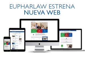 Eupharlaw estrena nueva web