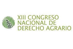 XIII Congreso Nacional de Derecho Agrario