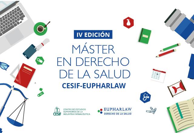 Máster CESIF-EUPHARLAW en Barcelona