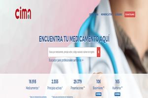 CIMA como herramienta de información sobre medicamentos: problemas de suministro