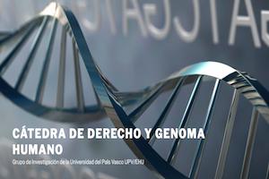 Cátedra de derecho y genoma Humano