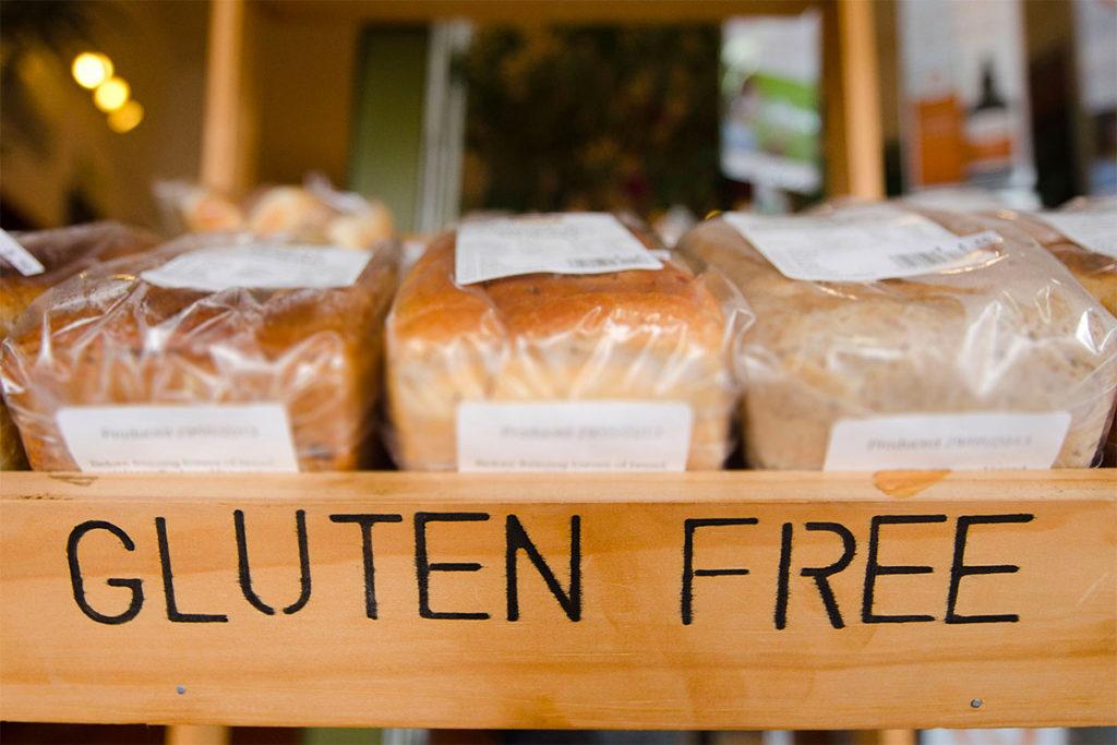 Cómo debe ir correctamente etiquetado un producto sin gluten