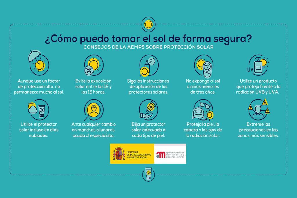 Verano al sol: la regulación de los productos solares