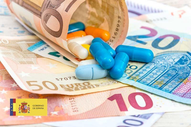 2019 registra un incremento del 2,97 % del gasto farmacéutico con respecto al año anterior